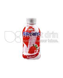 Produktabbildung: Müller Müllermilch Erdbeere 400 ml