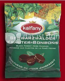 Produktabbildung: KALFANY SCHWARZWÄLDER KRÄUTERBONBONS 75 g
