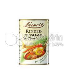 "Produktabbildung: Lacroix Rinder-Consommé ""au Charolais"" 400 ml"
