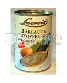 Produktabbildung: Lacroix Bärlauch-Kartoffelsuppe 400 ml