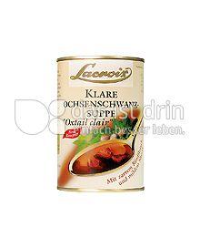 """Produktabbildung: Lacroix Klare Ochsenschwanz-Suppe """"Oxtail clair"""" 400 ml"""