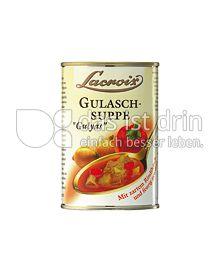 """Produktabbildung: Lacroix Gulasch-Suppe """"Gulyás"""" 400 ml"""