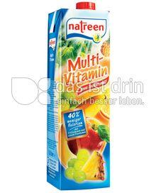 Produktabbildung: natreen Multivitamin-12-Frucht-Nektar 1 kJ