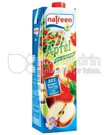 Produktabbildung: natreen Fruchtsaftgetränk Apfel 1 l