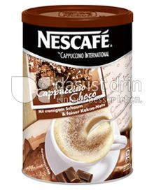 Produktabbildung: Nescafé Cappuccino International Choco 350 g