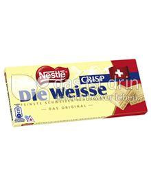 Produktabbildung: Nestlé Die Weisse Crisp 100 g