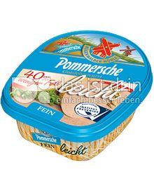 Produktabbildung: Pommersche Gutsleberwurst Leicht 125 g