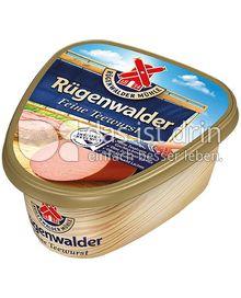 Produktabbildung: Rügenwalder Feine Teewurst 125 g