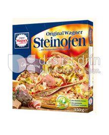 Produktabbildung: Original Wagner Steinofen Pizza Capricciosa 350 g
