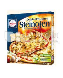 Produktabbildung: Original Wagner Steinofen Pizza Champignon 350 g