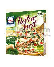 Produktabbildung: Original Wagner NaturLust Bio-Pizza Vegetaria 380 g