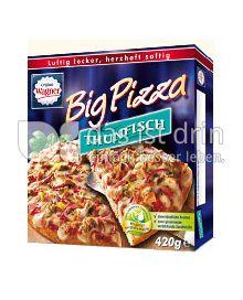 Produktabbildung: Original Wagner Big Pizza Thunfisch 420 g