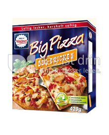 Produktabbildung: Original Wagner Big Pizza BBQ Chicken 420 g