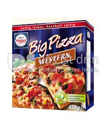 Produktabbildung: Original Wagner Big Pizza Western 420 g