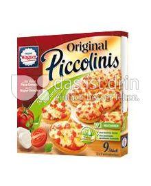 Produktabbildung: Original Wagner Piccolinis Tomate-Mozarella 270 g