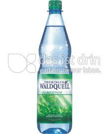 Produktabbildung: Thüringer Waldquell Medium 1 l