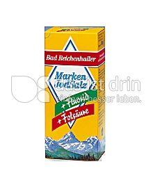Produktabbildung: Bad Reichenhaller Markenjodsalz 500 g