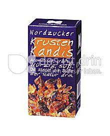 Produktabbildung: Nordzucker Krustenkandis Braun 500 g