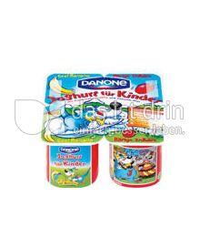 Produktabbildung: Danone Joghurt für Kinder Kirsch-Vanille 500 g