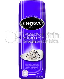 Produktabbildung: Oryza Basmati & Wildreis 500 g