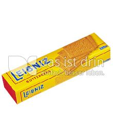 Produktabbildung: Leibniz Butterkeks 200 g