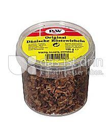 Produktabbildung: P&W Original Dänische Röstzwiebeln 100 g