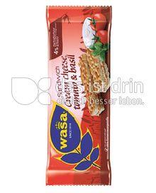 Produktabbildung: Wasa Sandwich Cream Cheese, Tomato & Basil 40 g