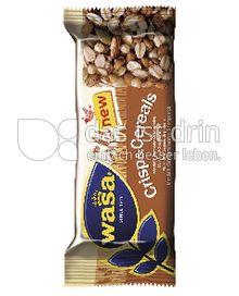 Produktabbildung: Wasa Crisp & Cereals Mandel & Kürbiskern