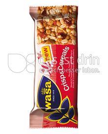 Produktabbildung: Wasa Crisp & Cereals Mandel & Cranberry