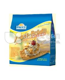 Produktabbildung: Pauly Kross Brödli mit Vollkorn 200 g