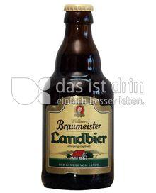 Produktabbildung: Braumeister Landbier 330 ml