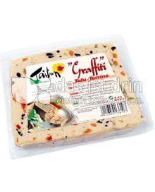 "Produktabbildung: Taifun Tofu-Terrine ""Graffiti"" 200 g"
