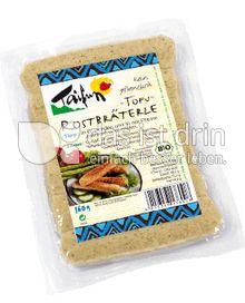 Produktabbildung: Taifun Tofu-Rostbräterle 160 g