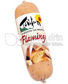 "Produktabbildung: Taifun Tofu-Aufschnittrolle ""Flamingo"" 125 g"
