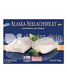 Produktabbildung: Pickenpack Alaska-Seelachsfilet 400 g
