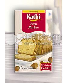 Produktabbildung: KATHI Nusskuchen 300 g