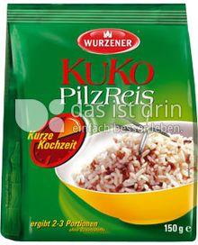 Produktabbildung: Wurzener KuKo PilzReis 150 g