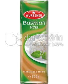 Produktabbildung: Wurzener Basmati Reis 500 g