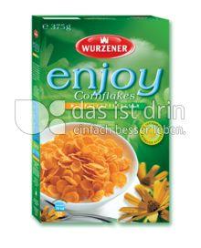 Produktabbildung: Wurzener enjoy Cornflakes 375 g