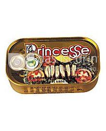 Produktabbildung: Princesse Sardinen 125 g