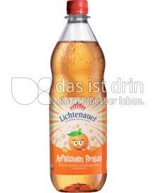 Produktabbildung: Lichtenauer Apfelsinen Brause 1 l