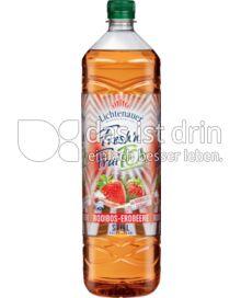 Produktabbildung: Lichtenauer Fresh'n FruiTEA Rooibos-Erdbeere 1,5 l
