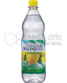 Produktabbildung: Thüringer Waldquell Zitronenlimonade 1 l