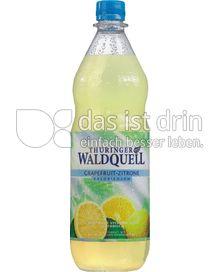 Produktabbildung: Thüringer Waldquell Grapefruit-Zitrone 1 l