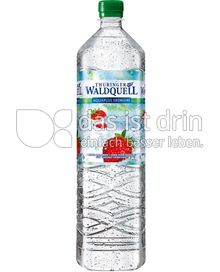 Produktabbildung: Thüringer Waldquell Aquaplus Erdbeere 1,5 l