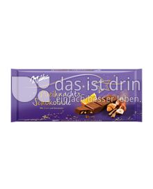 Produktabbildung: Milka Weihnachtsschokolade 150 g
