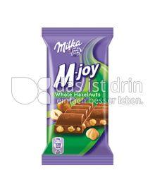 Produktabbildung: Milka M-joy Whole Hazelnuts 60 g