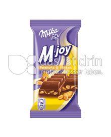 Produktabbildung: Milka M-joy Peanuts & Flakes 60 g