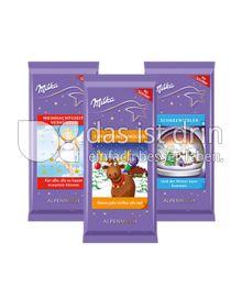 Produktabbildung: Milka Originelle Weihnachtstafel 85 g