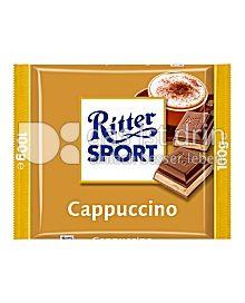 Produktabbildung: Ritter Sport Cappuccino 100 g